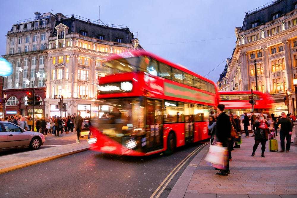 4 Interesting facts about the Oxford Street