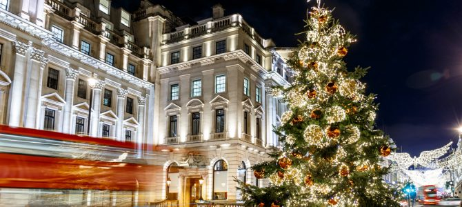 The most Christmassy things to do in London