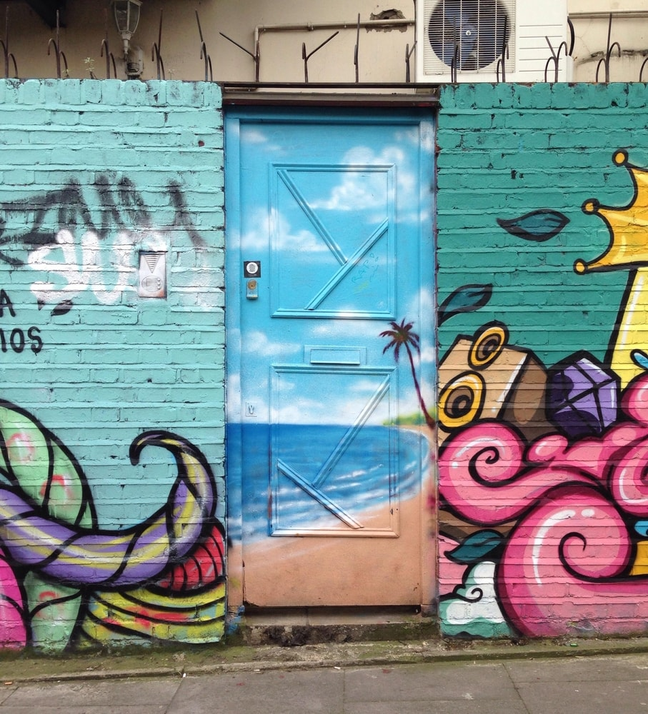 Funky Street Art - Guide to Shoreditch