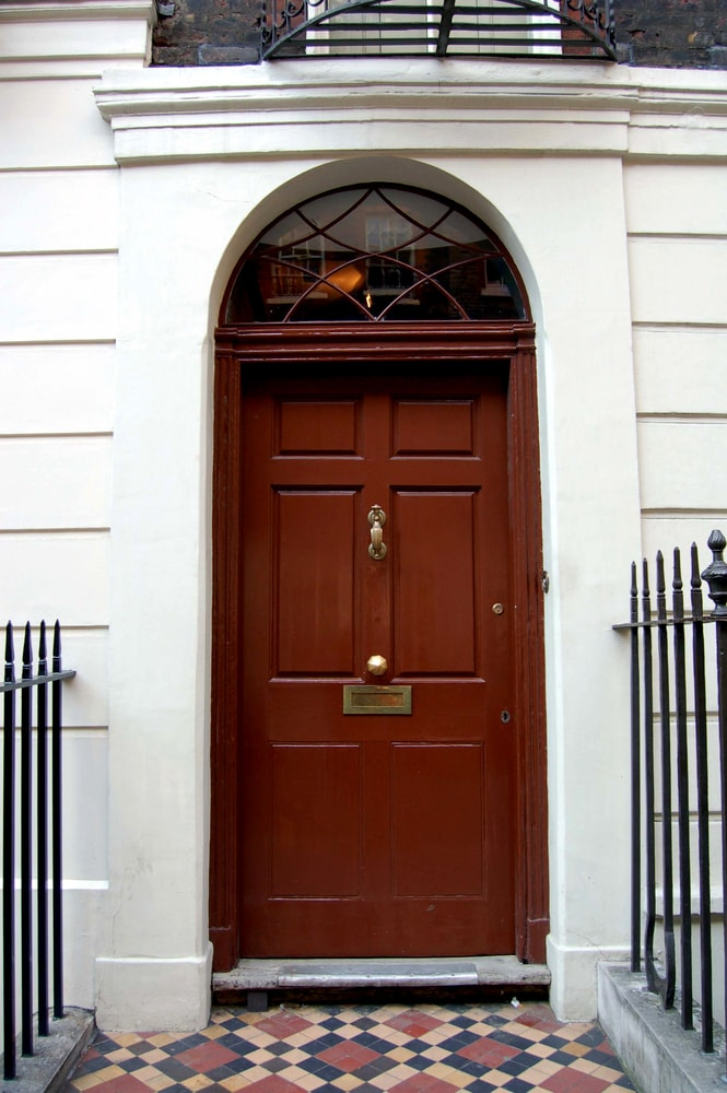 Benjamin Franklin's London home