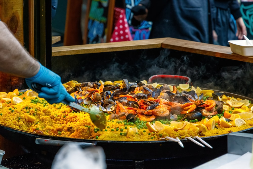 Street Food Markets-London