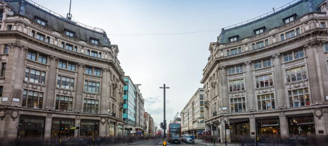 Look beneath the surface: discover the hidden charms of Oxford Street
