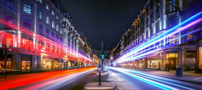 A night on the tiles? Nightlife options around London's Oxford Street