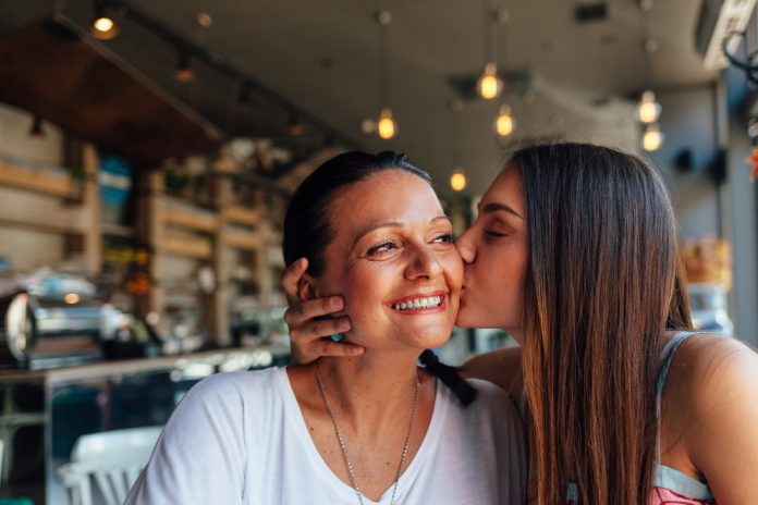 mother daughter london