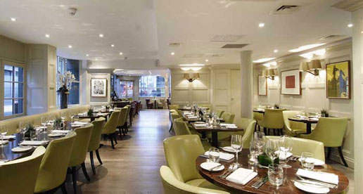 restaurants & bars in west end, london, uk | the montcalm club