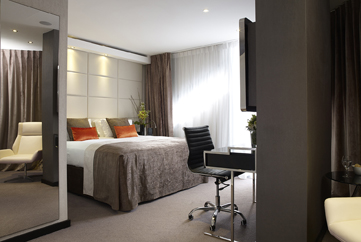 Discover rooms at The Montcalm
