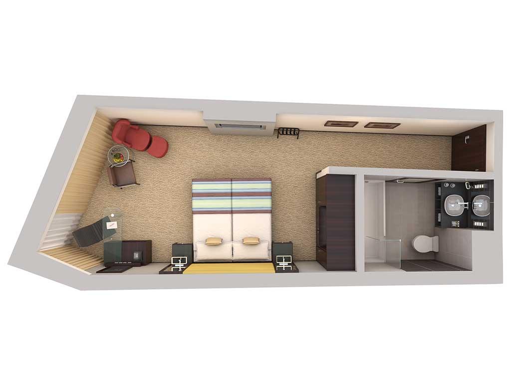 3D Floor Plan Gallery
