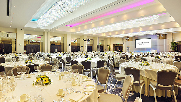 Grand Ballroom at The Montcalm London Marble Arch