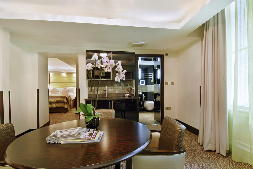 Chiswell Street Dining Rooms Hotel