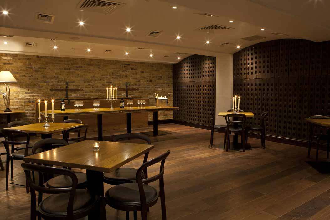 Montcalm Brewery Club Room