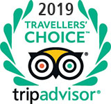 Three Trip Advisor Awards 1